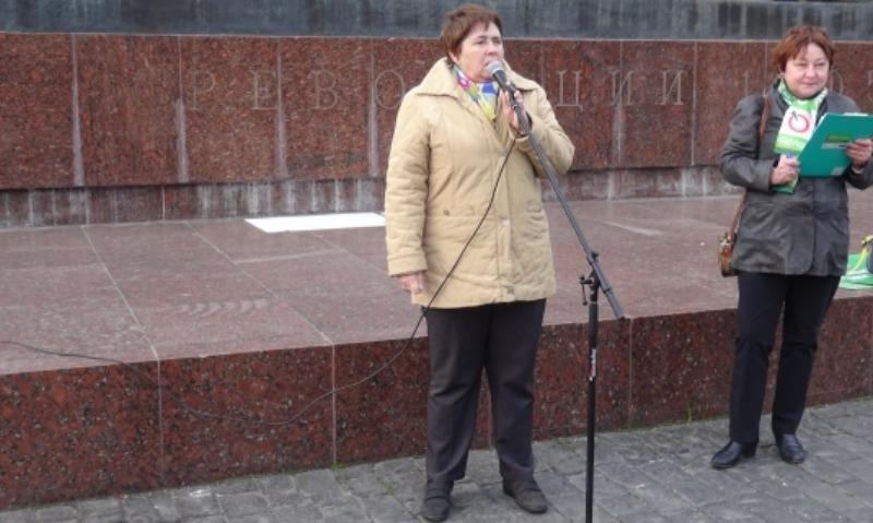Активистка партии «Яблоко» Наталья Федорова лишилась зрения после нападения у своего дома в Москве