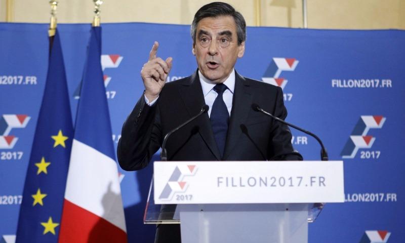 Фийон заявил о намерении отменить разорившие французских фермеров антироссийские санкции