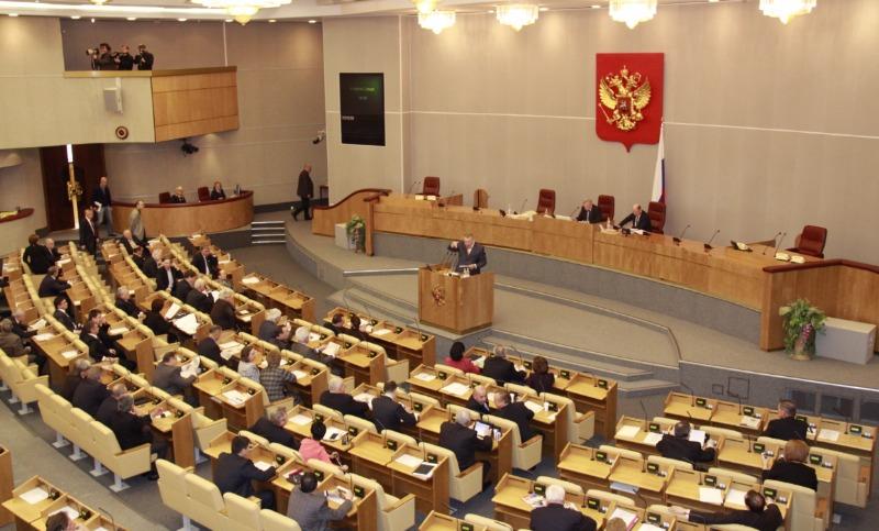 Госдума согласилась перенести выборы президента России