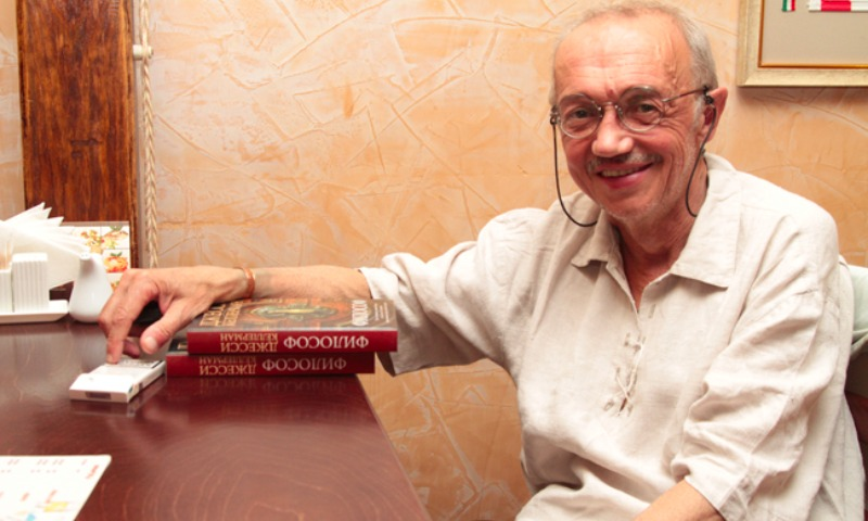 Скончался переводчик Сергей Ильин