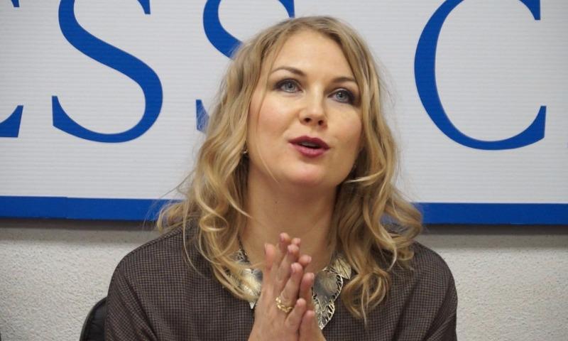 Ирина Волынец.