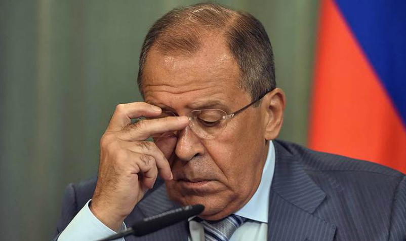Лавров заявил об «устойчивых сомнениях» в адекватности украинских политиков