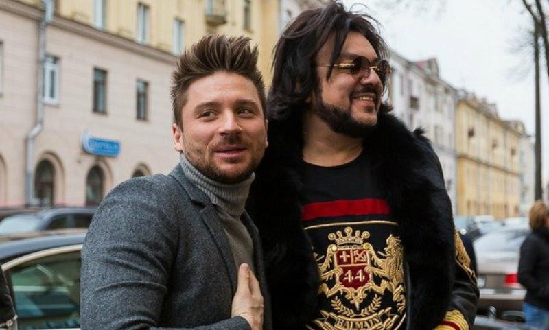 Филипп Киркоров рассказал, кто родил сына Сергею Лазареву