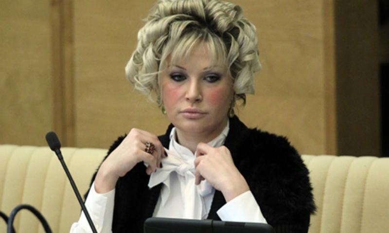 Максакова назвала бывшую жену Вороненкова алчной и меркантильной