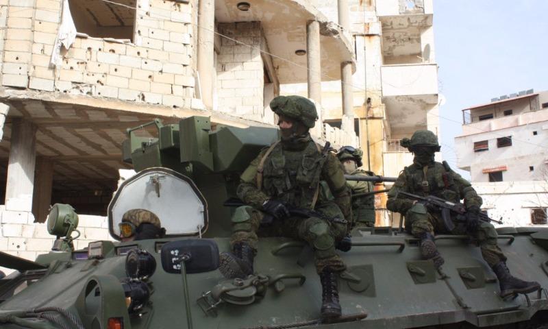 Минобороны подтвердило гибель двух служивших по контракту российских военных в Сирии