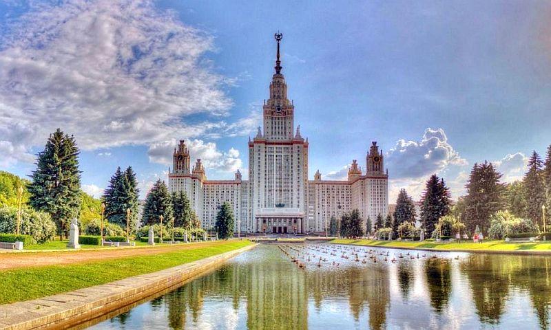 Рекорд 2017 года по температуре воздуха зафиксировали в российской столице