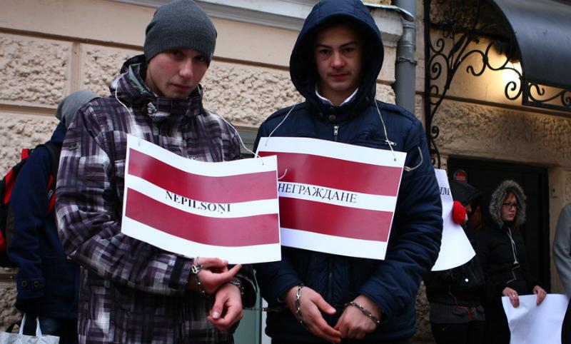 Путин позволил безвизовый заезд в Российскую Федерацию негражданам Латвии иЭстонии