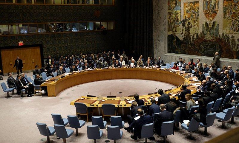 Россия заблокировала проект резолюции Совбеза ООН по Сирии