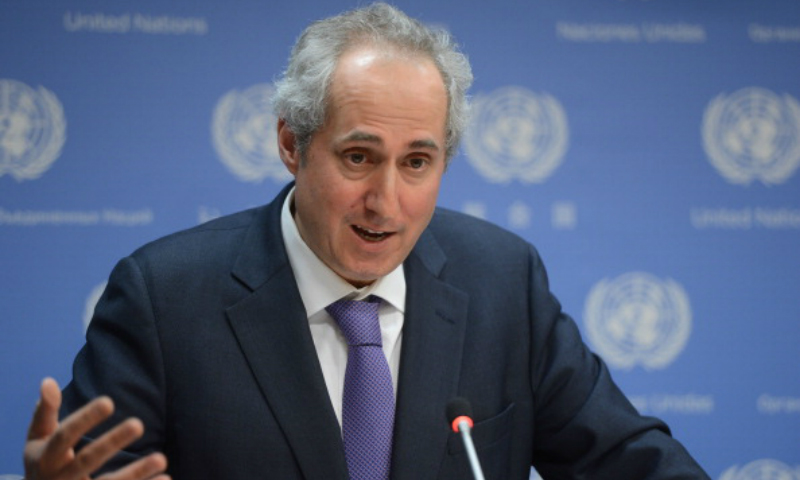ООН призвала Киев возобновить поставки электричества на неподконтрольные территории Донбасса