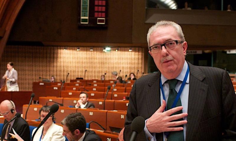 Пострадал за Сирию и депутатов Госдумы: президент ПАСЕ Аграмунт получил вотум недоверия