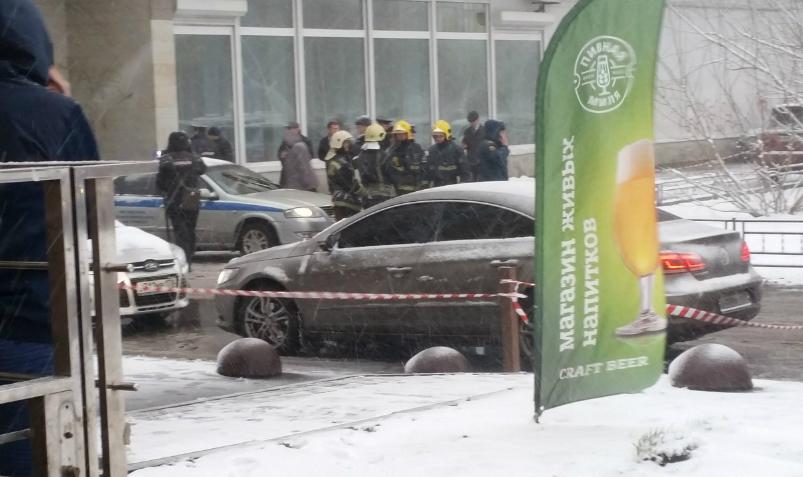 Поднятый с земли предмет взорвался в руках у подростка в Санкт-Петербурге