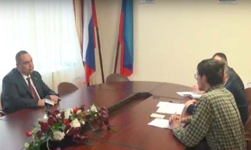 Объявивший блокаду Донбасса Порошенко фактически признал независимость ДНР и ЛНР, - Плотницкий