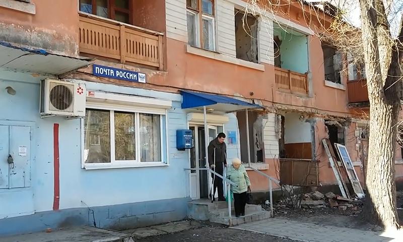 В Воронеже сняли на видео самую жуткую