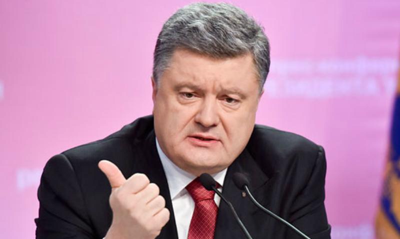 Порошенко заявил, что Украина собирается конфисковать уголь у Донбасса