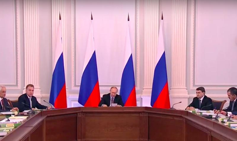 Преступление и наказание: Путин сравнил нынешних ростовщиков со старухой-процентщицей Достоевского