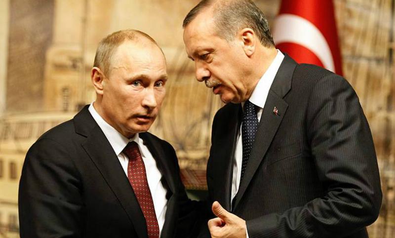 Реджеп Тайип Эрдоган рассказал о разговоре с Владимиром Путиным об Асаде