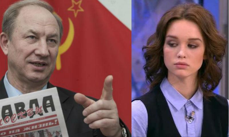 Первый канал понесет наказание за передачи про Диану Шурыгину