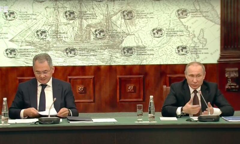 О родном крае: Путин заявил о необходимости возвращения в старшие классы уроков географии