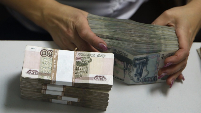Россияне отказались верить в обвал рубля