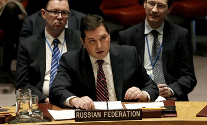 По стопам Чуркина: представитель России в ООН жестко схлестнулся с британцем Райкрофтом