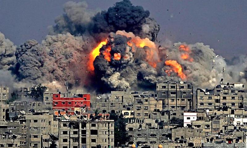 Сирийские власти обвинили коалицию стран Запада в ударе по складу химического оружия ИГ
