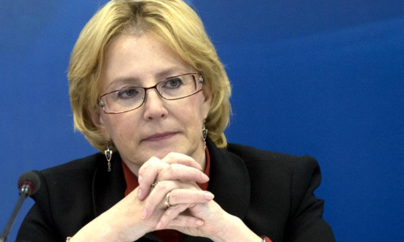 Скворцова: За 5 лет зарплаты медиков в России выросли в 1,5 раза
