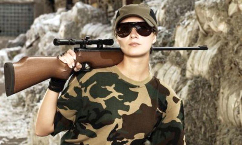 В ЛНР заявили о воюющих на стороне Украины женщинах-снайперах из европейских стран