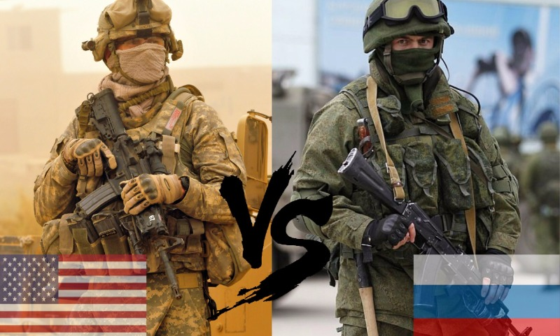 Четырнадцать процентов опрошенных заявили о том, что война между Россией и США уже идет