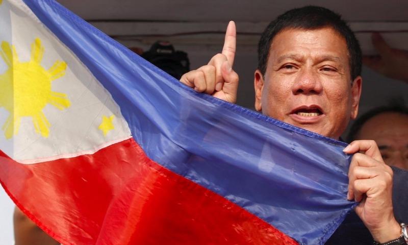 Версия Time: президент Филиппин Дутерте обошел по влиятельности Путина и Трампа вместе взятых