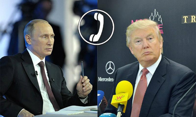 Трамп выразил Путину сожаления всвязи совзрывом вПетербурге