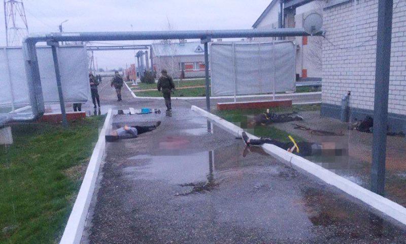 В Чечне задержали боевика, участвовавшего в нападении на воинскую часть