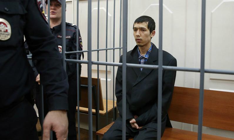 Предполагаемый организатор взрыва в питерском метро несколько лет жил на Украине