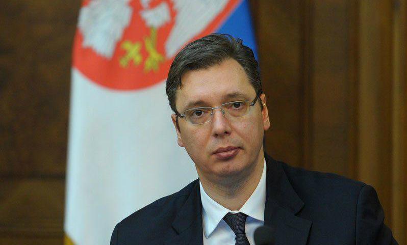 Премьер Сербии Вучич набрал большинство голосов навыборах президента