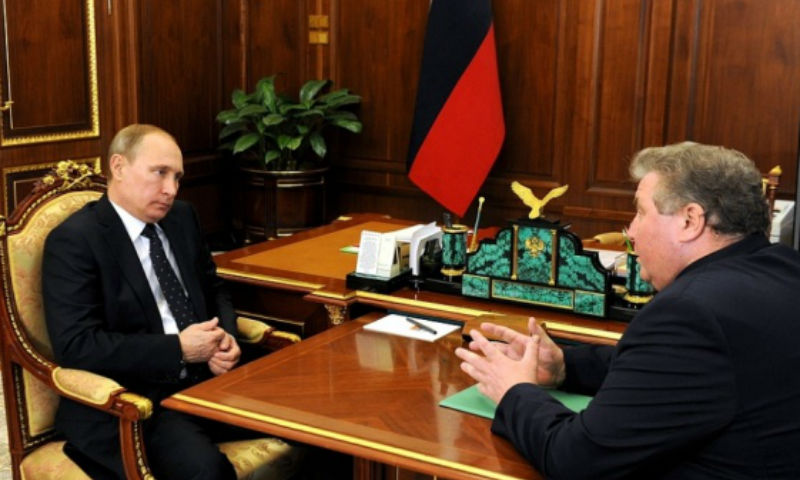 Путин предложил Волкову возглавить Мордовию довыборов