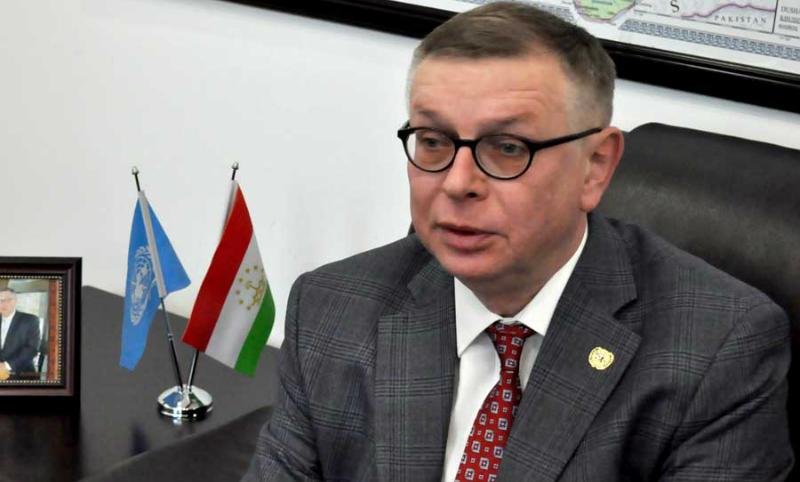 Россиянин стал помощником Генсека ООН по вопросам правопорядка