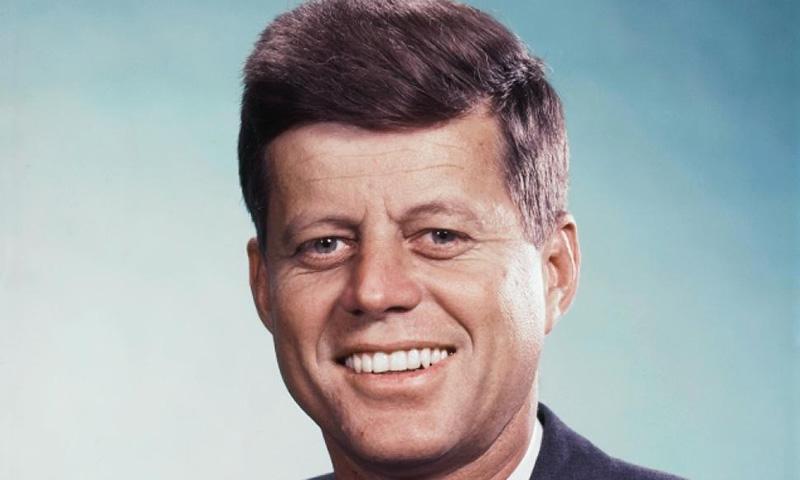 Календарь: 29 мая - 100-летие со дня рождения самого популярного президента США