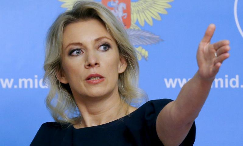 «Вы еще с Гоголем не разобрались»: Захарова ответила Климкину на заявление об «украинце» Пушкине