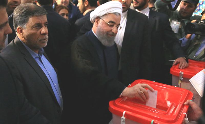 Стал известен победитель президентских выборов в Иране