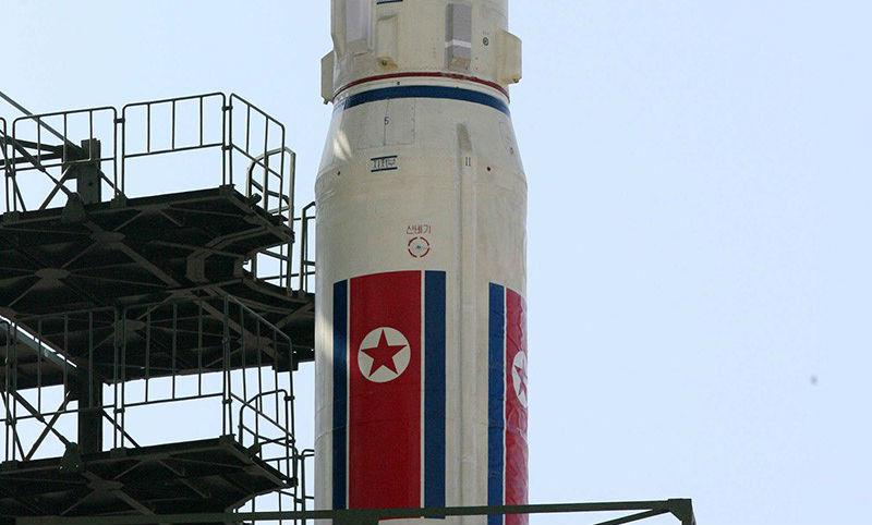 Северная Корея похвасталась успешным пуском баллистической ракеты класса