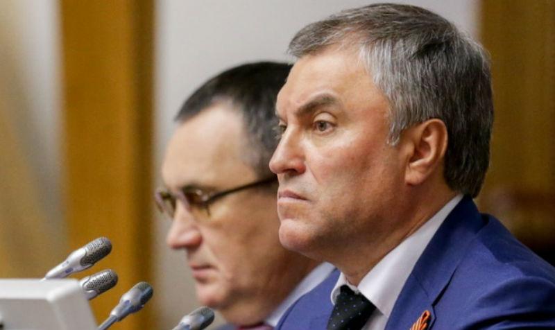 Снос домов в Москве предложил отложить спикер Госдумы Вячеслав Володин