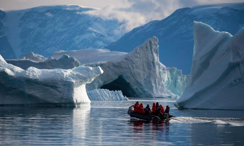 Британские ученые назвали время превращения Антарктиды в зеленый континент