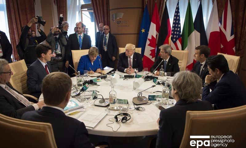 Страны G7 пригрозили России усилением санкций из-за Украины