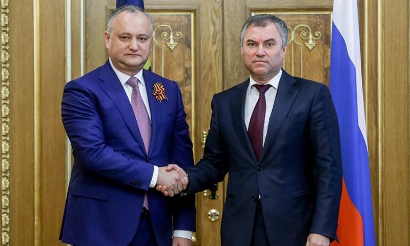 Молдавия отказалась от навязываемых ей европейских ценностей и НАТО