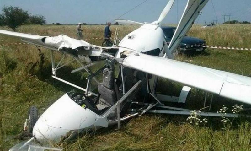 Опубликованы фотографии разбившегося самолета в Пензенской области