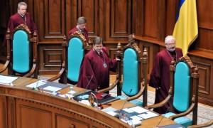 Депутаты Верховной рады пожаловались в Конституционный суд Украины на Порошенко из-за российских соцсетей