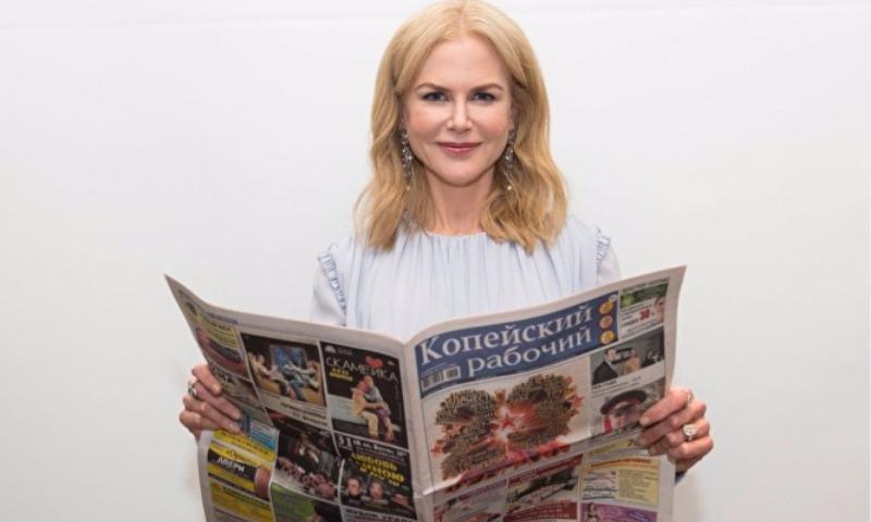 Звезды Голливуда поздравили с Днем Победы жителей маленького городка в Челябинской области