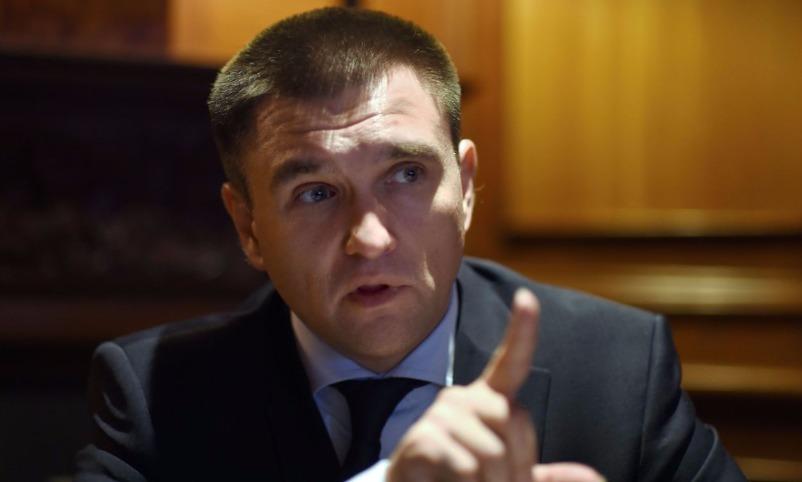 Климкин после общения с коллегами из ЕС припугнул Россию «мощными посланиями» и продлением санкций