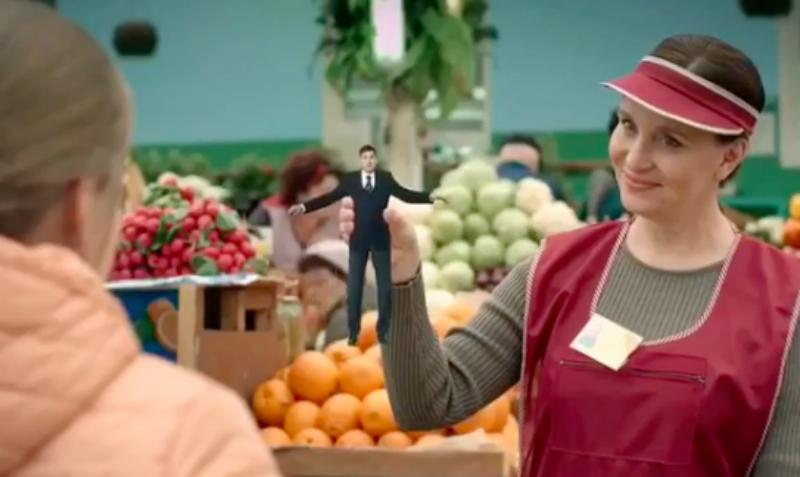 Единороссов изобразили овощами в агитационном видеоролике праймериз