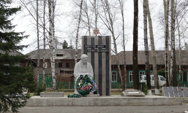 ВКрасноярском крае юношу задержали засвастику намемориале