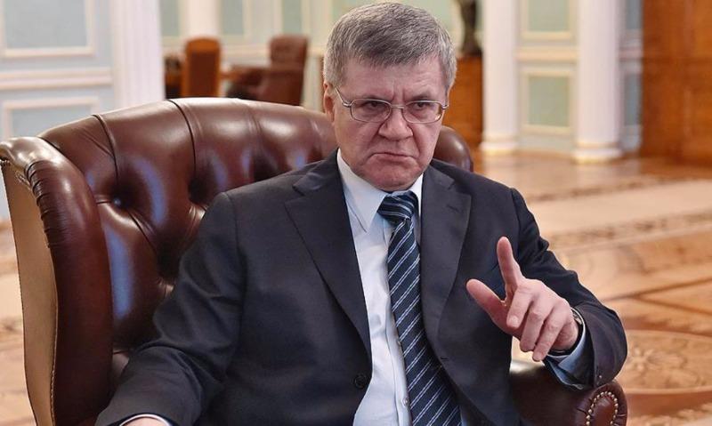Генпрокурор России Чайка заработал в 2016 году почти 9,3 миллиона рублей и сохранил у себя